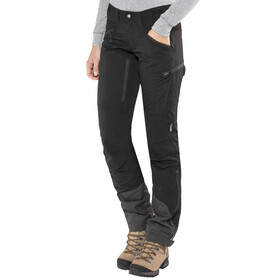 Lundhags Makke - Pantalones de Trekking Mujer - negro